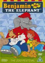 Benjamin, the Elephant